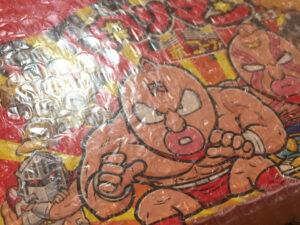 肉リマン 赤コーナー