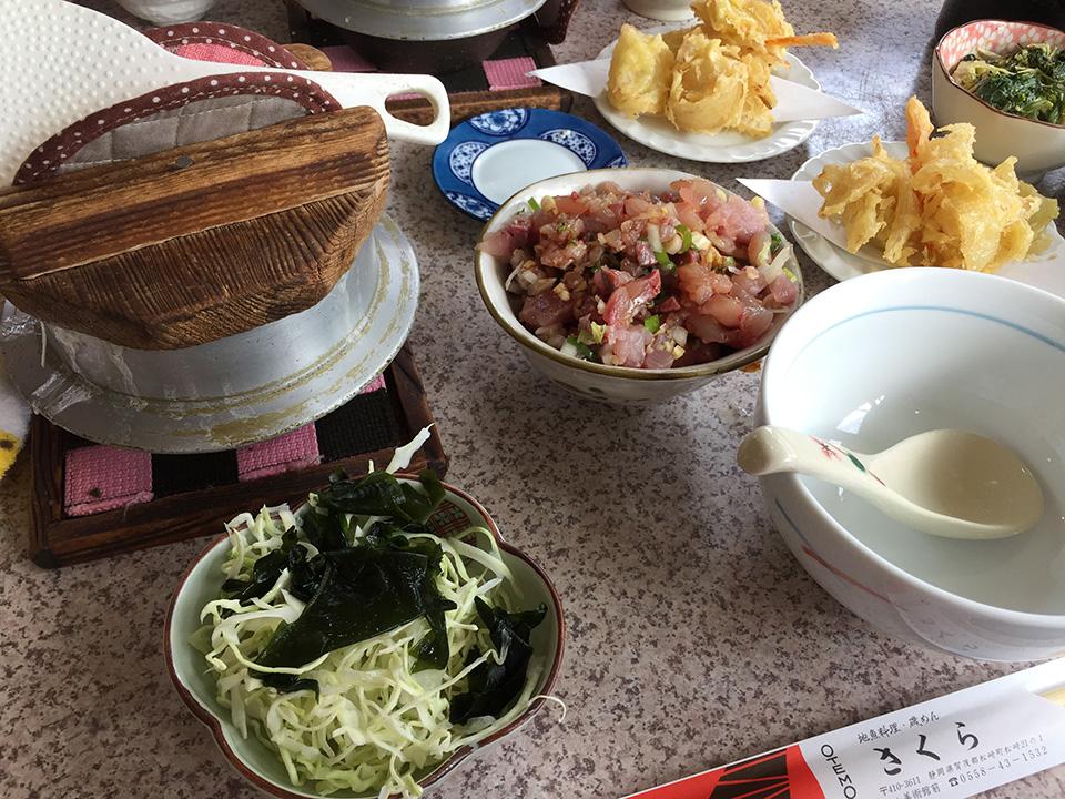 地魚料理さくら