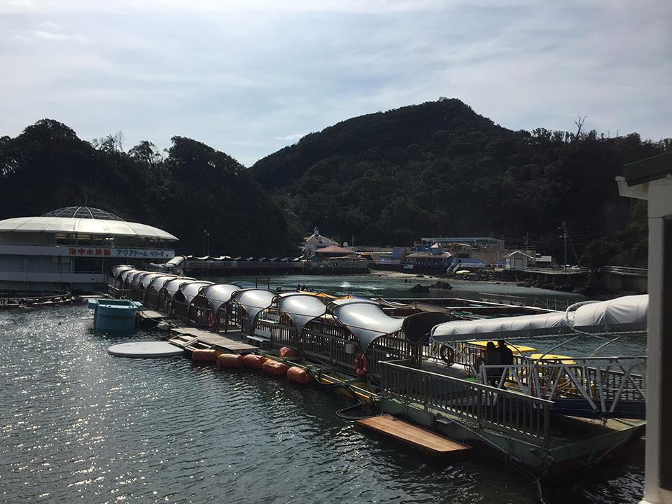 伊豆下田 下田海中水族館