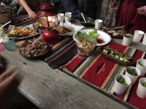 六角祭の宴