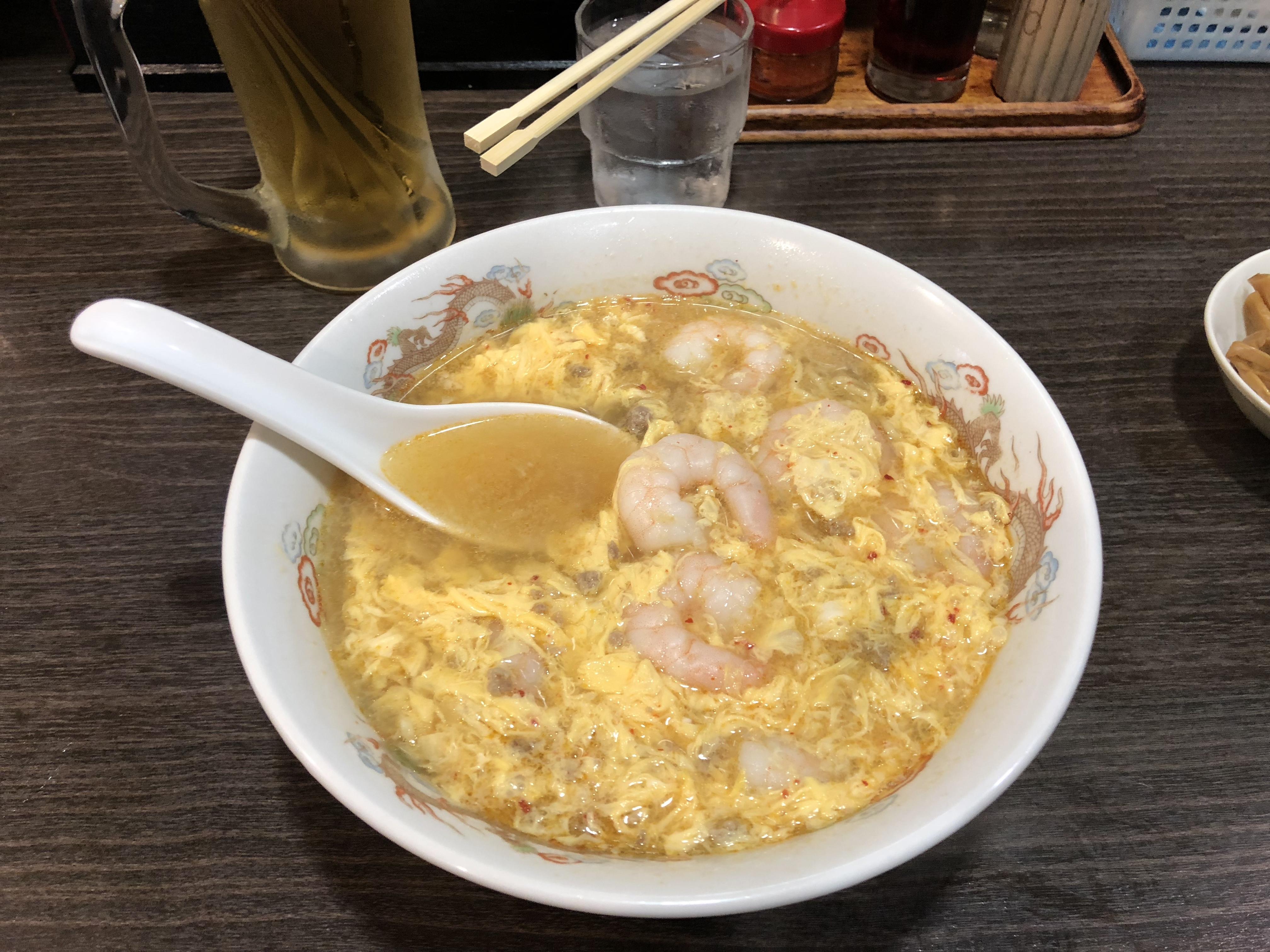 海老松府麺