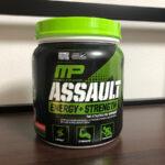 MusclePharm Assault(マッスルファーム アサルト)